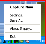 Snpping tool for Xp