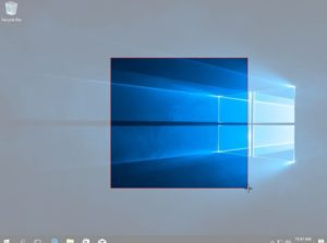Windows Key Snipping Tool Shortcut